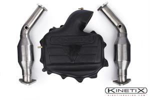 Kinetix High Flow Catalytic Converters for 2003-2006 Nissan 350Z Infiniti G35